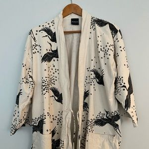 Siamurai Kimono
